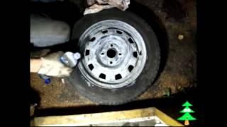 Быстрый способ покраски дисков (штамповок)(, 2012-09-18T16:14:13.000Z)