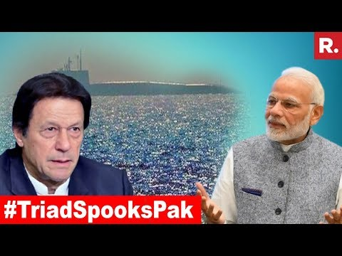 Pakistan Scared Of Indias Nuclear Triad? | The Debate