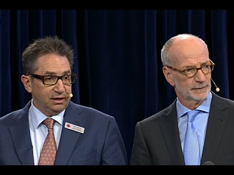 Presentations from Rémi Racine and Hubert T. Lacroix - APM 2015
