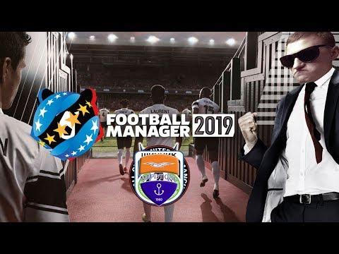 Маріуполь. УПЛ. Борьба за попадание в Еврокубки. Football Manager 2019 (стрим) #8