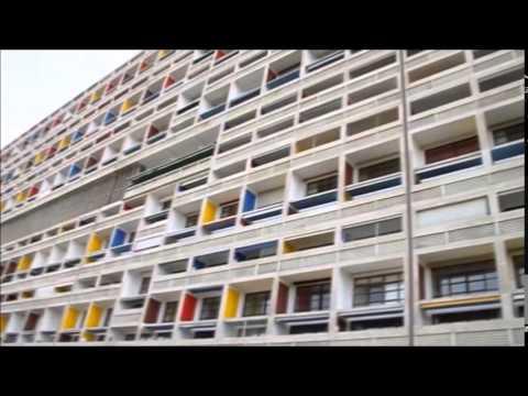 Unidade de Habitação de Marselha ( Unité d'Habitation à Marseille )