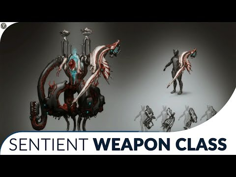 Warframe: New Upcoming Sentient Weapon Class thumbnail
