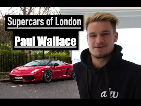 Supercars Of London Paul Wallace Talks First Cars Inside Lane