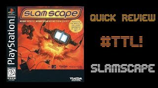 SlamScape (PC/PS1) - Quick Review