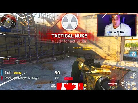 """""""NUKED OUT"""" GAMEPLAY In MODERN WARFARE! (Free For All TACTICAL NUKE)"""