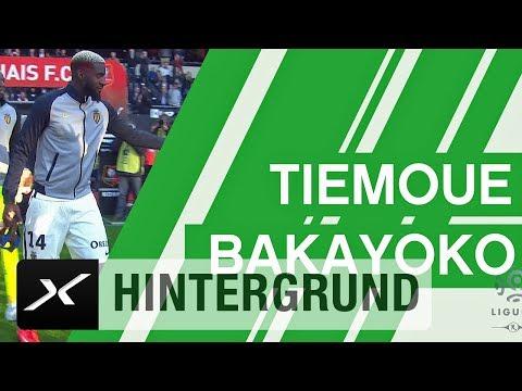 Tiemoue Bakayoko: AS Monacos Passmaschine im Profil | AS Monaco | Ligue 1