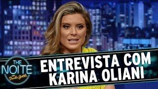 The Noite (24/04/15) - Entrevista com Karina Oliani