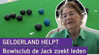 Bowlsclub de Jack zoekt leden | Gelderland helpt