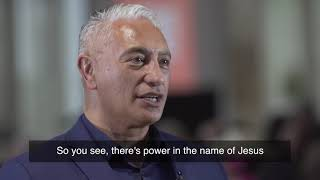 Hon Alfred Ngaro, Jesus for NZ