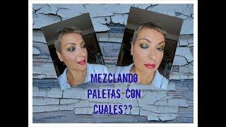 MEZCLANDO PALETAS!! CON CUALES???