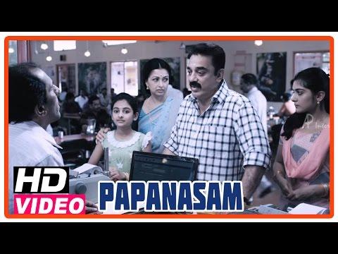 Papanasam Tamil Movie | Scenes | Police Interogating The Witnesses | Kamal Haasan