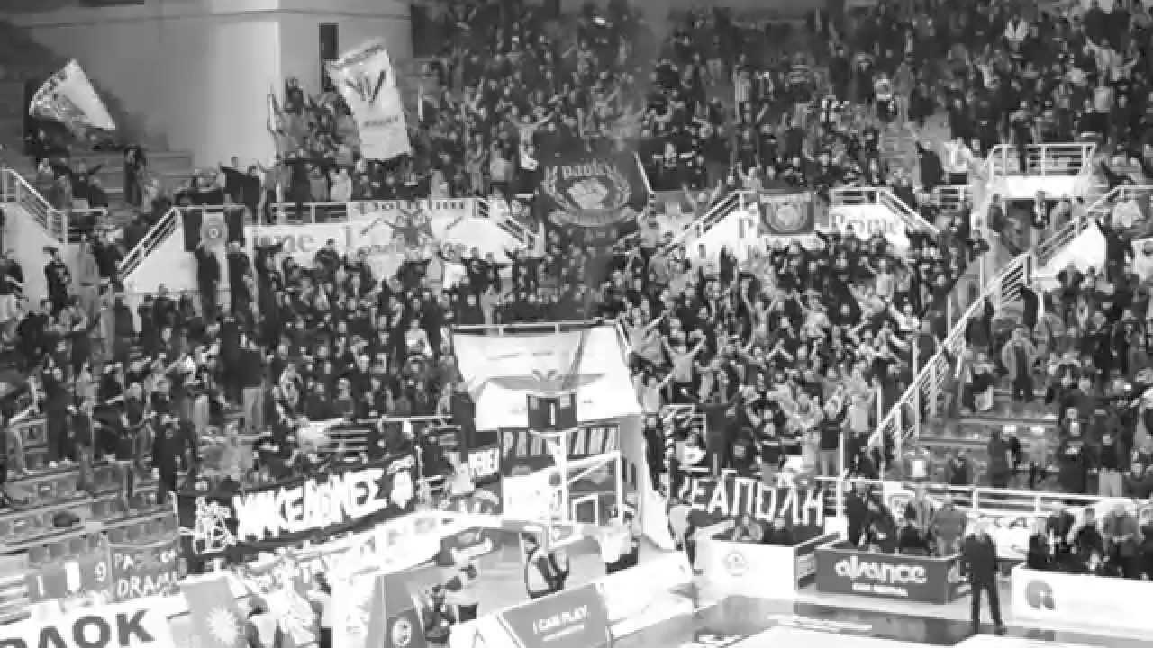 Paok panathinaikos basket youtube - Paok salonique basket ...