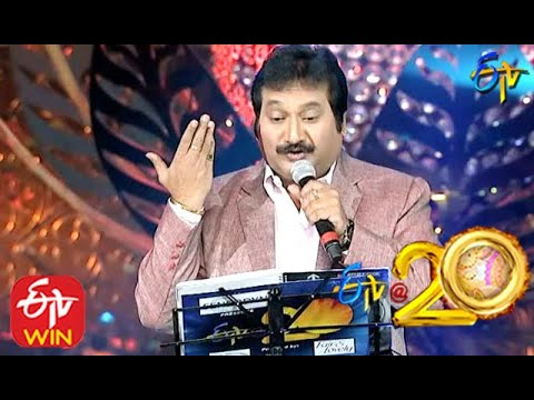 Mano Performs - Nammodu Nammodu Song in ETV @ 20 Years Celebrations - 9th August 2015
