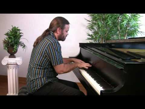 The Banjo by Gottschalk   Cory Hall, pianist-composer indir