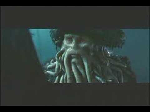 PIRATES OF THE CARIBBEAN: BILL NIGHY'S ACCENT ON DAVY JONES