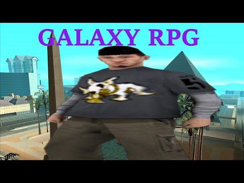 ПЕРВЫЙ РАЗ НА GALAXY RPG(Samp#4)