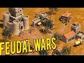 Feudal Wars - New Free Real Time Strategy Like Age of Empires