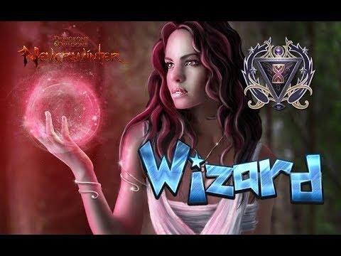Волшебник Арканист [Wizard]  Neverwinter Mod 17