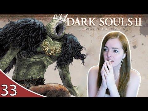 GIANT LORD & FROZEN ELEUM LOYCE | Dark Souls 2 Gameplay Walkthrough Part 33