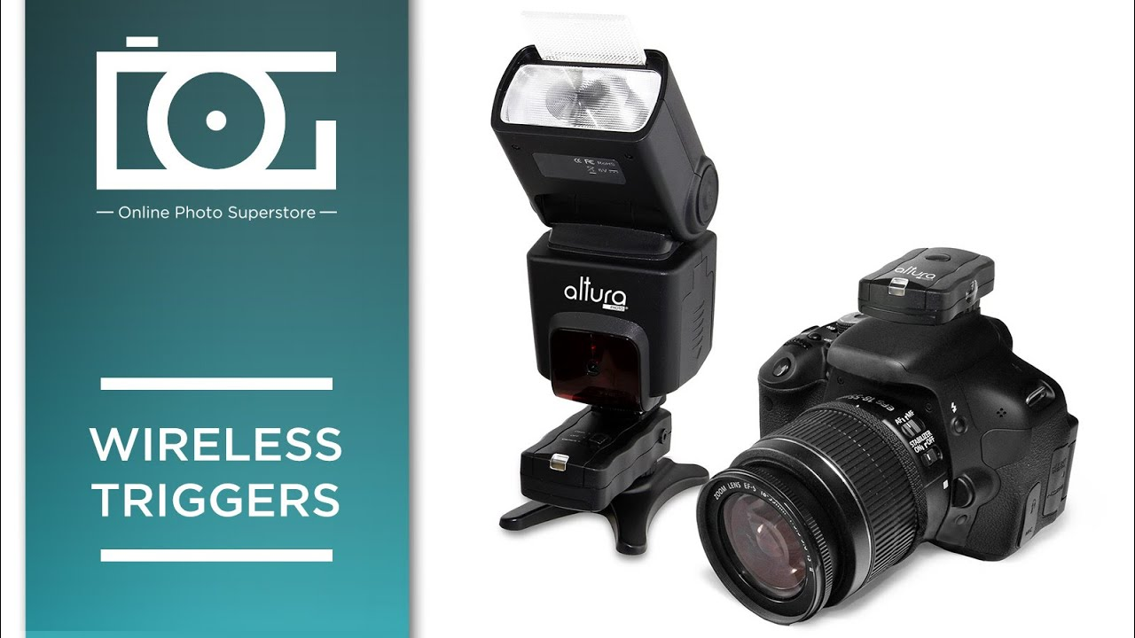 Wireless Flash Trigger Set Troubleshooting For Nikon Canon By