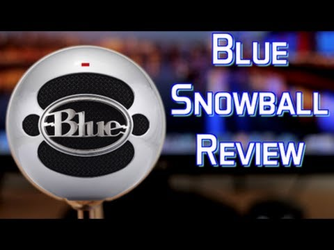 Blue Snowball Review + Microphone Settings Test