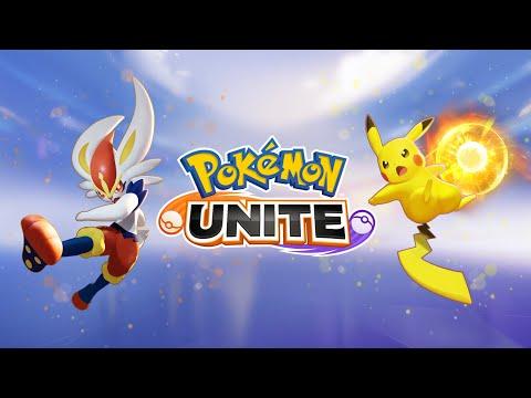 Pokémon UNITE llega a Nintendo Switch el 21 de julio!