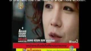 [ENG SUB] 2011.05.15 JKS in Asian Countdown Hello Korean Star Part 3/5