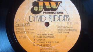David Rudder   Ballad Of Hulsie X