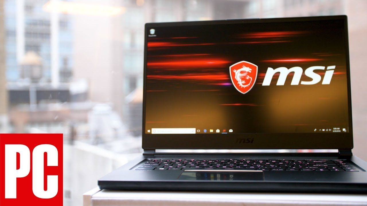 MSI GS65 Stealth Thin Review