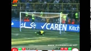 Gol Gohar Vs. Persepolis (Round 8, Hazfi Cup 2014/2015)
