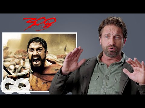 Gerard Butler Breaks Down His Most Iconic Characters | GQ