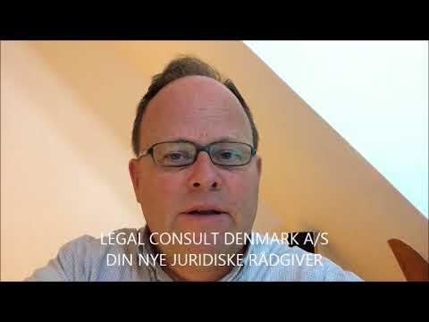 Video 1 Legal Consult Denmark