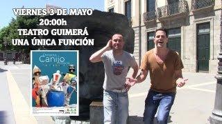 Chirigota del Canijo en Tenerife | 3 de Mayo - Teatro Guimerá | Rudy y Ruymán