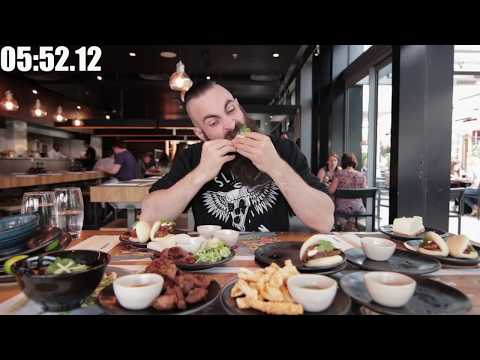 THE WAGAMAMA £70 APPETISERS MENU CHALLENGE | The Chronicles of Beard Ep.72
