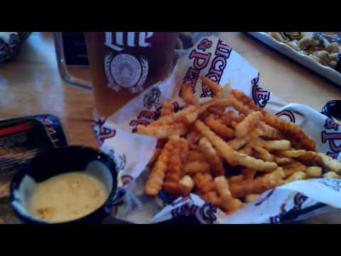 Chickie's national french fry day part two