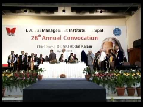 28th Annual Convocation Part # 5/5