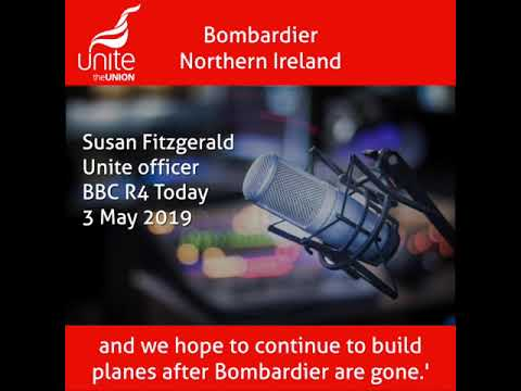The Future Of Bombardier Northern Ireland