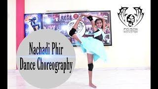 Nachdi Phira - | Secret Superstar | Dance Choreography  | Poison Rockstar Nagar |