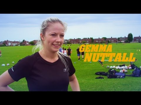 MTLFC - Gemma Nuttall Interview