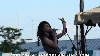 "CADY GROVES LIVE ""THIS LITTLE GIRL"" 6-2-12"