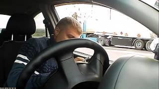 Гаи Одесса (Сарата КПП))(Саратские инспекторы обиделись что я не дал им документы утром, и решили наказать меня за неправильный..., 2013-10-24T08:26:03.000Z)