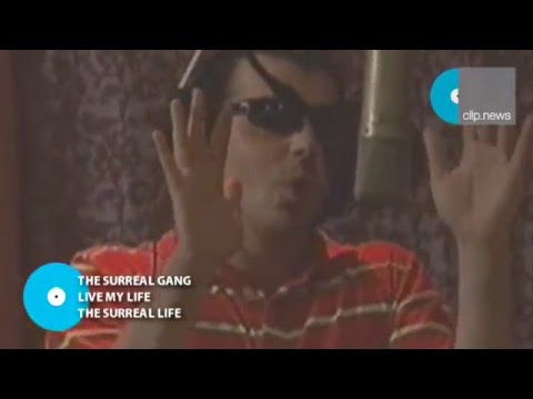 The Surreal Life - Live My Life (Charro, Jordan Knight) (Official Music Video)