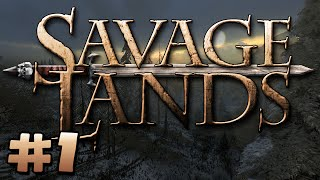 Savage Lands #1 - Here Be Dragons