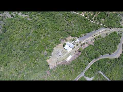 Shirley Heights Antigua 4K Drone 2017 English Harbour