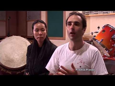 Interview Tsunagari Taiko Center par Positive Press