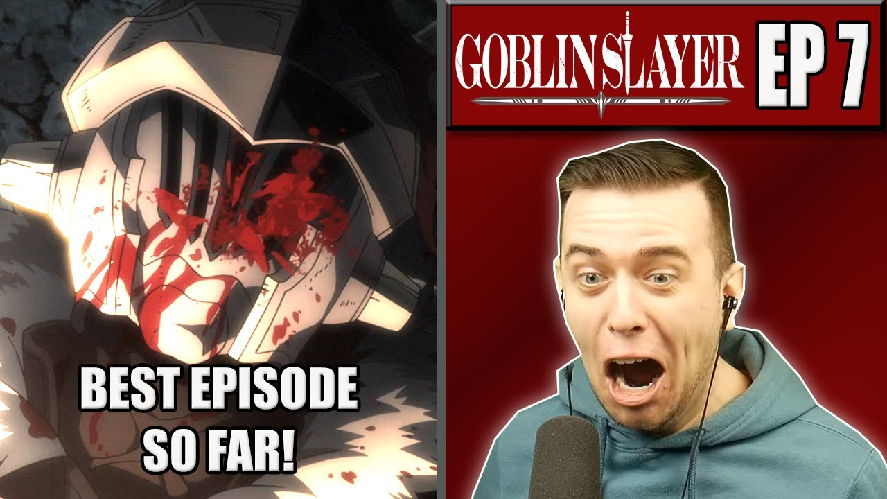 Download EVERYTHING GOES WRONG! - Goblin Slayer Episode 7 - Rich Reaction