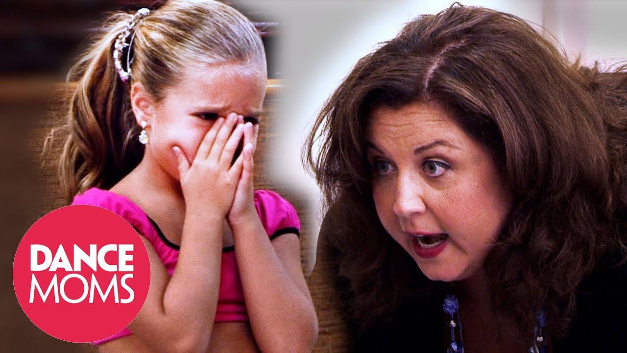 """I Just Cry Sometimes It's No Big Deal"" Mackenzie's Music Video Mayhem (S1 Flashback) | Dance Moms"