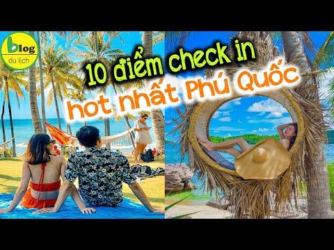 Top 10 địa điểm du lịch Phú Quốc nên đi nhất trong mùa hè 2021