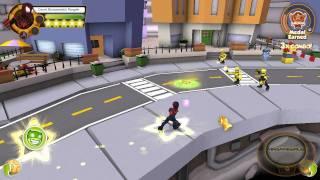 Marvel Super Hero Squad Online Halloween Gameplay- HD
