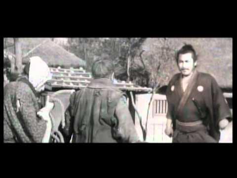 Toshiro Mifune Tribute Youtube